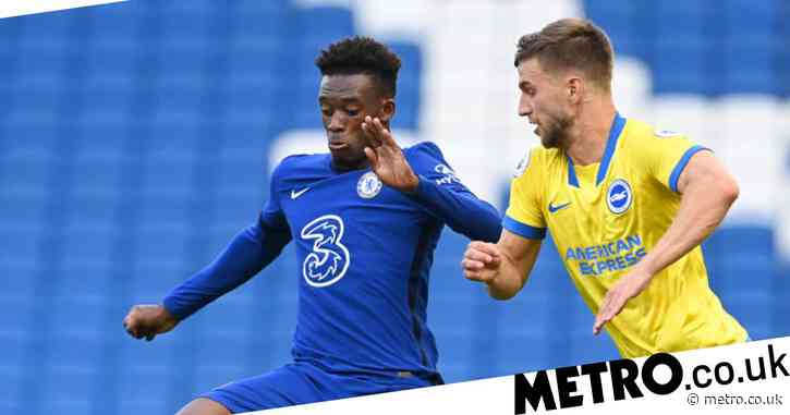 Frank Lampard issues challenge to Callum Hudson-Odoi to secure Chelsea future