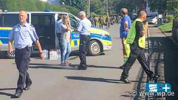 Lennestadt: SEK setzt Bedrohung ein Ende – keine Verletzten - WP News