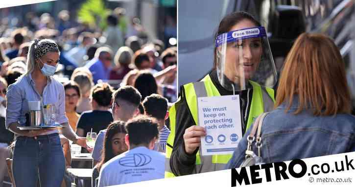 UK doctors warn new lockdown rules 'don't go far enough'