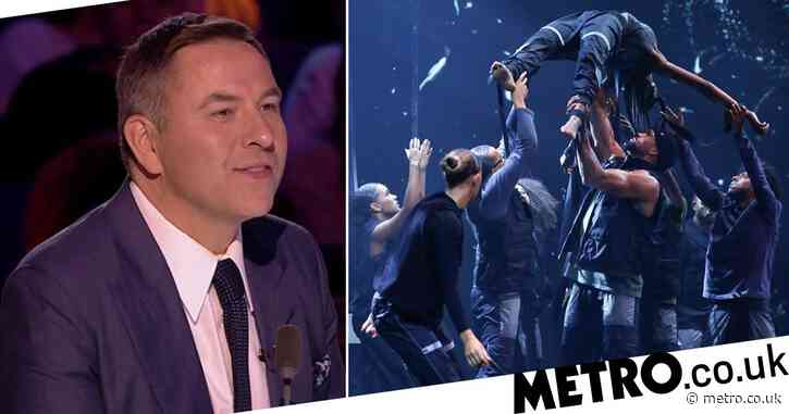 Jordan Banjo reveals how David Walliams reacted to Diversity's BLM routine on BGT: 'He thought it was wicked'