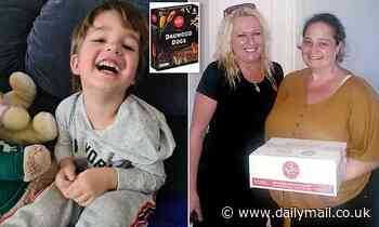 Mother unable to find her autistic son's favourite food receives heartwarming gift from the company