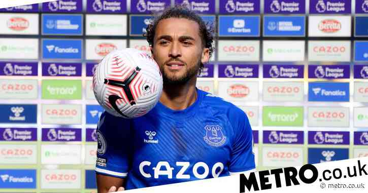 Manchester United stunned by Everton's £80m asking price for Dominic Calvert-Lewin