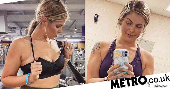 Woman hits back at gym that asked her to leave for wearing crop top