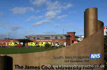 Coronavirus: Outbreaks on 'three to four' wards at Teesside hospital with five people in critical care - The Northern Echo