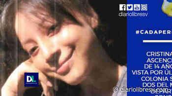 Piden ayuda para localizar a una adolescente desparecida en Sonsonate desde el pasado viernes - Diario Libre