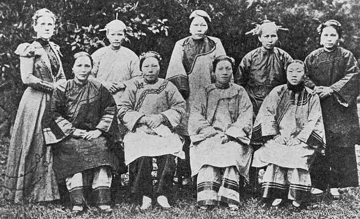 China: Evangelisation in Frauenhand (1)