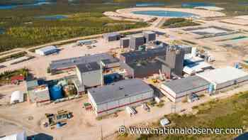 First case of COVID-19 at Saskatchewan uranium mill - National Observer