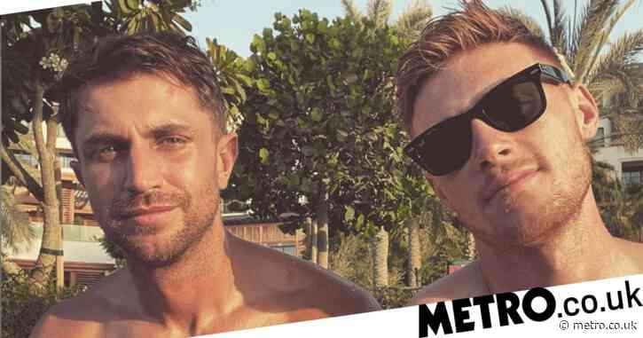 Emmerdale's Kris Mochrie confirms romance with co-star Max Parker
