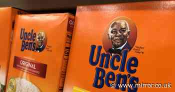 Uncle Ben's rice unveils new name and logo after 'racial stereotyping' row