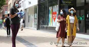 Coronavirus: rolling seven-day coronavirus figures record big jump in cases - Bristol Live