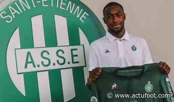 Débuts en Ligue 1 avec l'ASSE pour Abdoulaye Sidibé (ex-Montfermeil) - Actufoot