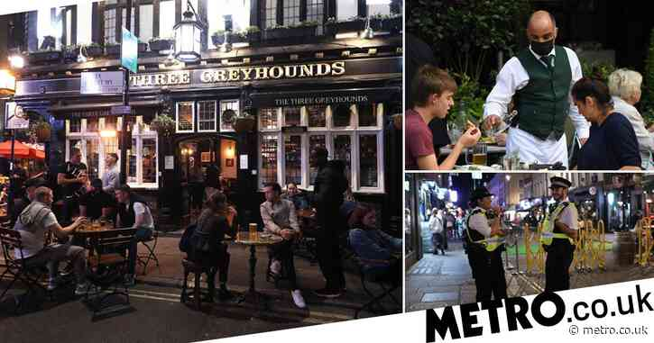 New face mask rule in pubs will be 'impossible' to police