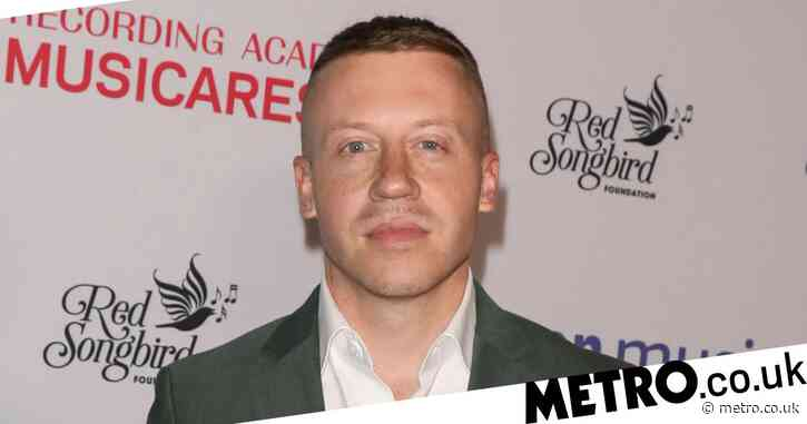 Macklemore fans convinced he looks like Tiger King's Joe Exotic with new quarantine 'glow-up'