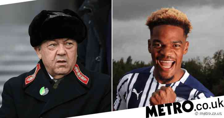 West Ham co-owner David Sullivan defends Grady Diangana sale