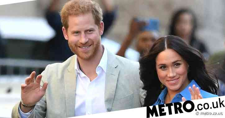 Harry and Meghan tell people to 'reject hate speech' and vote in US election