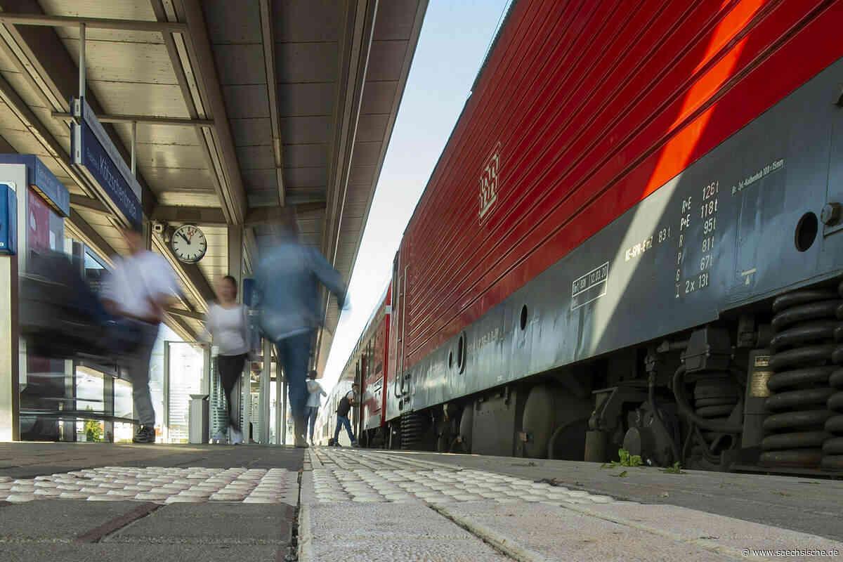 S-Bahn Meißen-Radebeul-Dresden: Voll und gefährlich? - Sächsische Zeitung