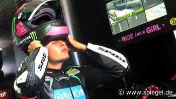 Motorsport: Ana Carrasco fährt wie ein Mädchen - und wird Weltmeisterin bei den Superbike-Jungs