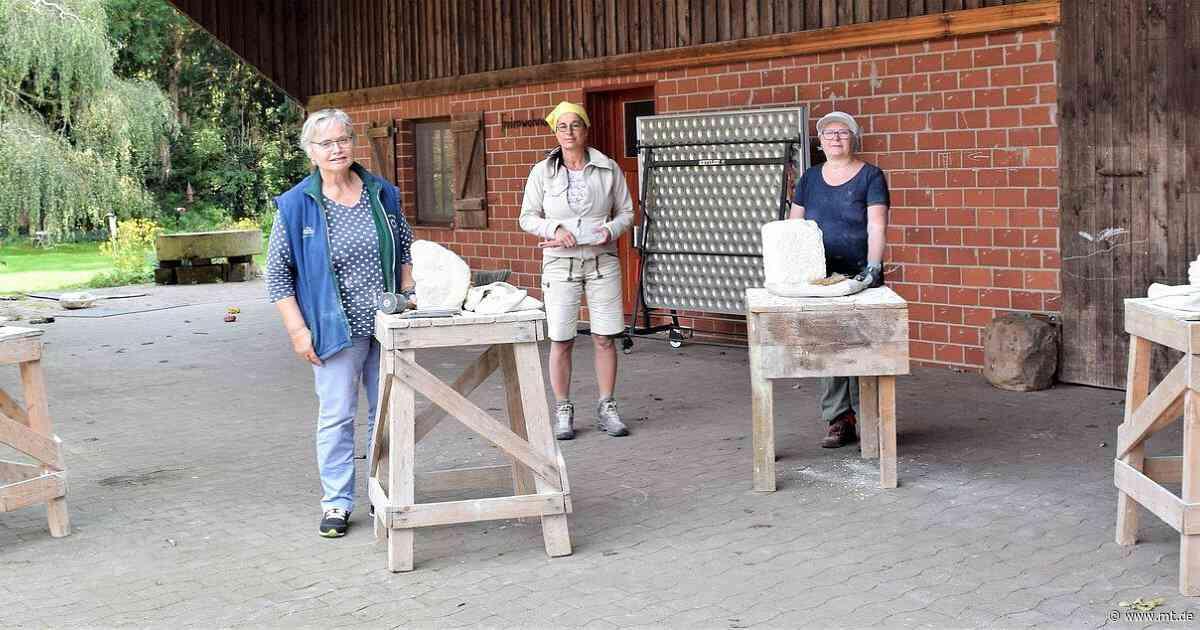Schule der Kreativität: Alabaster im Weserdorf | Petershagen - Mindener Tageblatt