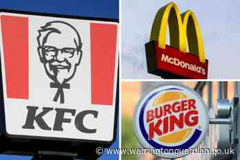 McDonald's, KFC and Burger King share update on rules diners must follow