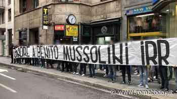 """""""Onore a Mussolini"""": 5 ultras della Lazio a rischio processo per manifestazione fascista"""