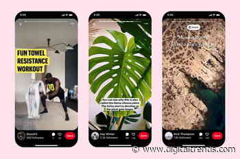 In major update, Pinterest Stories and reactions to them, live forever