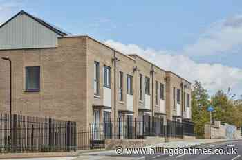 First phase of reborn Southall housing estate complete