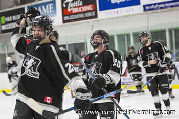 VIJHL season could start Oct. 1, says league president – Campbell River Mirror - Campbell River Mirror