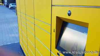 Packstation bei Aldi nimmt Betrieb auf - kreiszeitung.de