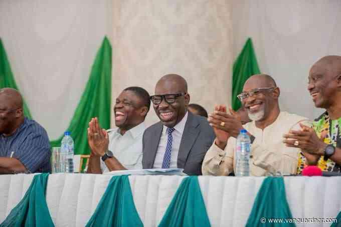 Edo 2020: APC factional chairman, Ojezua congratulates Obaseki