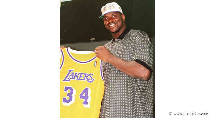 'Three-Ring Circus,' part 3: Shaquille O'Neal chooses between the Magic and Lakers