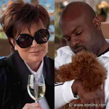 Kris Jenner Is Jealous of the New Lady in Corey Gamble's Life