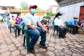 Gobierno realiza pruebas de COVID-19 en Cacaopera, Morazán - Diario La Huella