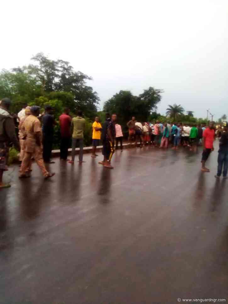 Ebonyi road accident: Death toll rises to 22 as 3 more bodies are recovered from river