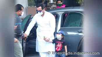 Kareena Kapoor leaves for Delhi to complete shooting her portions for 'Lal Singh Chaddha'