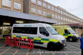 25 coronavirus patients in hospital in Warrington and Halton