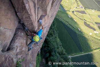 Nuove vie d'arrampicata sul porfido attorno a Bolzano dei fratelli Riegler - PlanetMountain