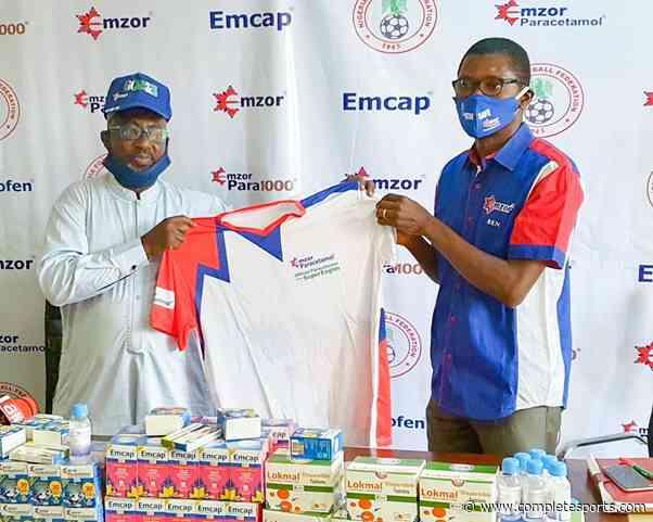 Emzor Renew Partnership With NFF