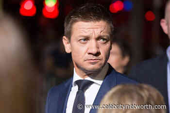 """Jeremy Renner Says COVID-19 Has Reduced His Income To """"Less Than Zero"""" - Celebrity Net Worth"""