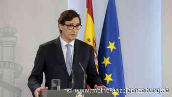Corona-Zahlen in Spanien steigen weiter dramatisch - Gesundheitsminister über Kampf gegen das Virus
