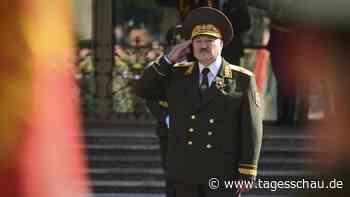 """Opposition: Lukaschenkos Amtseinführung ist """"Farce"""""""