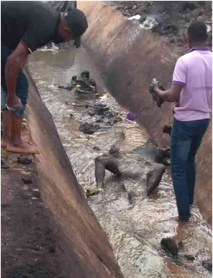 Images from Kogi fire disaster[graphic)