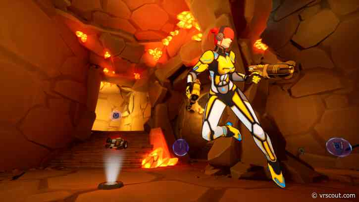 VR Multiplayer Shooter 'Grapple Tournament' Takes Aim At VR Esports