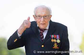 Captain Sir Tom Moore: Big-budget film to be made about NHS hero's life