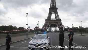 Nach Bombendrohung am Eiffelturm in Paris: Video zeigt Polizeieinsatz - erste Details zu aufgehobener Sperrung