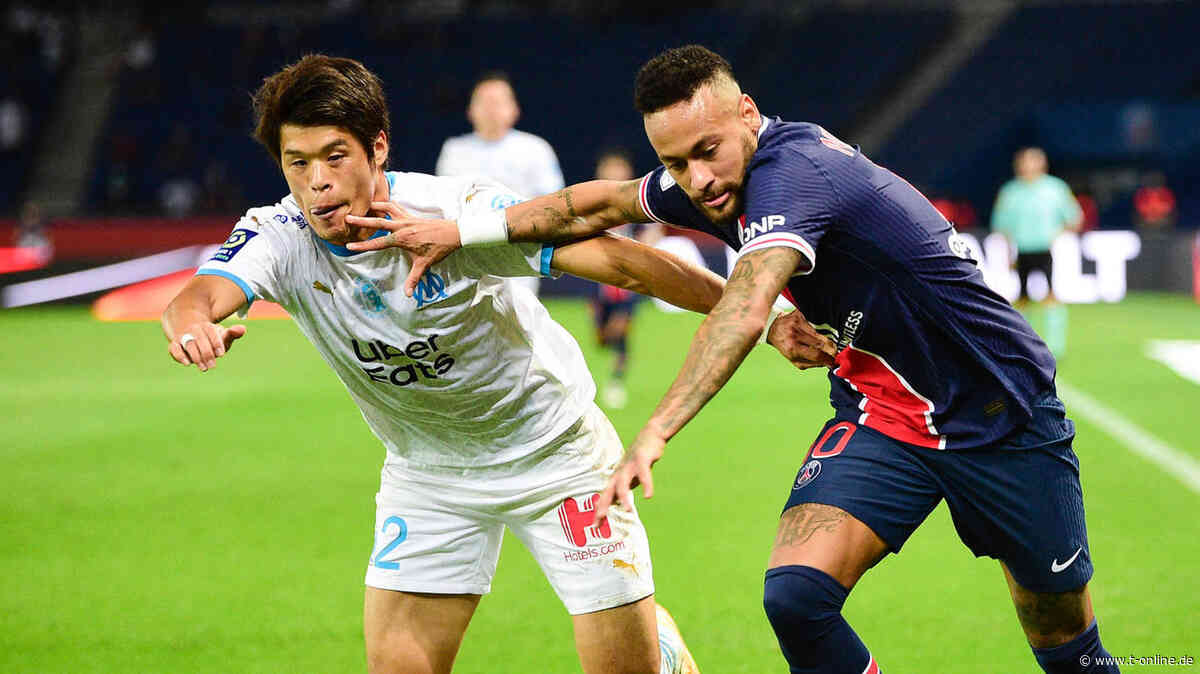 Neue Beweis: Marseille wirft Neymar rassistische Beleidigung vor - t-online