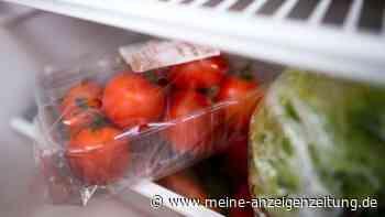 Tomaten und Co.: Diese Lebensmittel dürfen niemals in den Kühlschrank