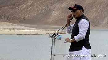 Union Defence Minister Rajnath Singh to inaugurate 43 bridges in seven states and UTs on Thursday