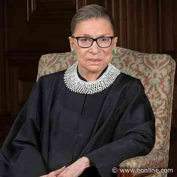 Ruth Bader Ginsburg's Former Law Clerks Honoring Her Outside the Supreme Court Will Bring You to Tears