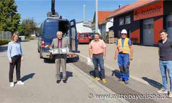 Alteglofsheim rüstet auf LED-Beleuchtung um - Mittelbayerische