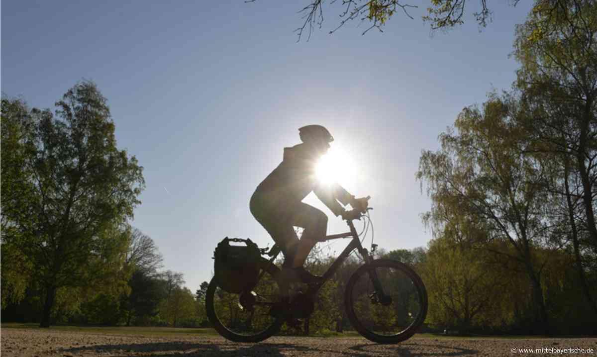 Familien-Radfahren in Alteglofsheim - Mittelbayerische